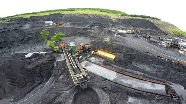 Việt Nams coal imports increases sharply by mid-July