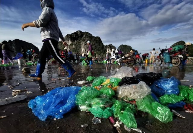 From trash to treasure: circular economy brings hope
