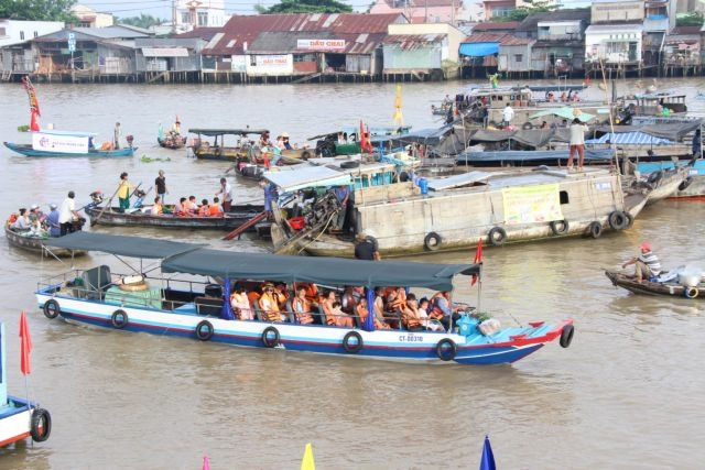 HCM City Mekong Delta promote tourism cooperation
