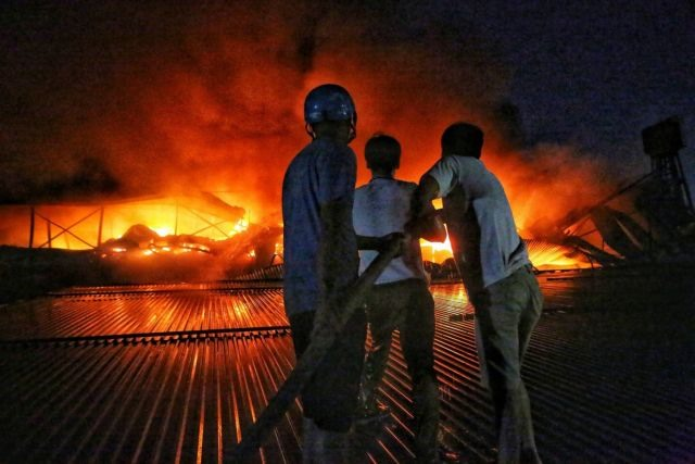 Rạng Đông fire: when the authorities lost control of the narrative