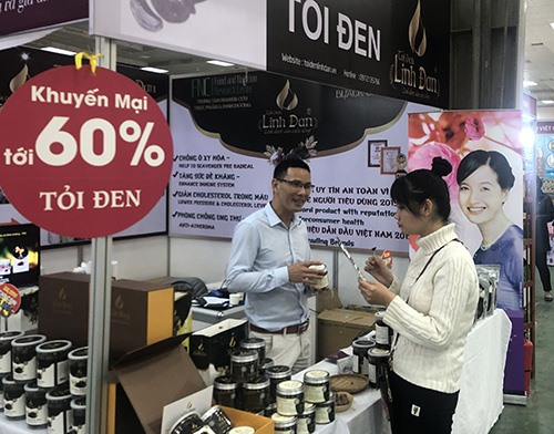 Fair offers specialties for Tết holiday