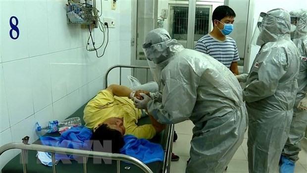 First Vietnamese infected with coronavirus in China