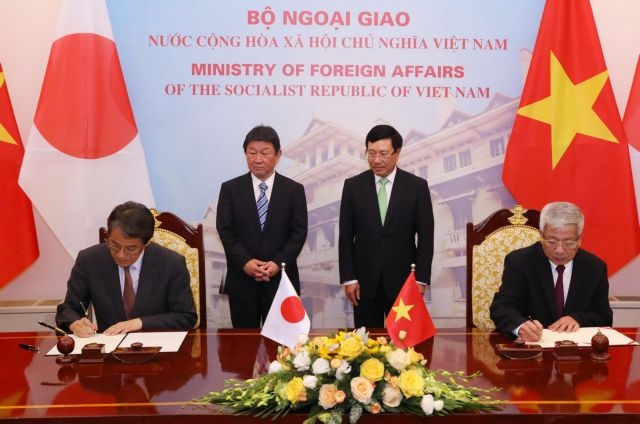 Việt Nam Japan agree to enhance political trust