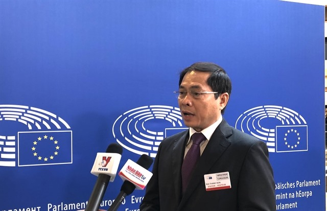 EVFTA and EVIPA hold strategic and economic significance to Việt Nam-EU relation
