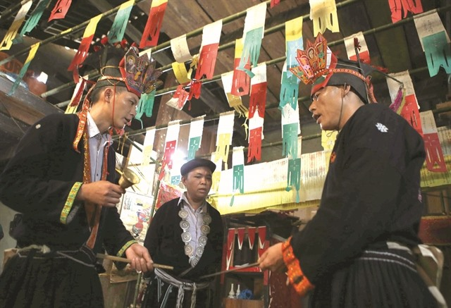 Traditional ceremony marks coming of age