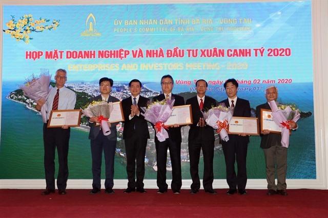 Bà Rịa-Vũng Tàu lures 174m investment