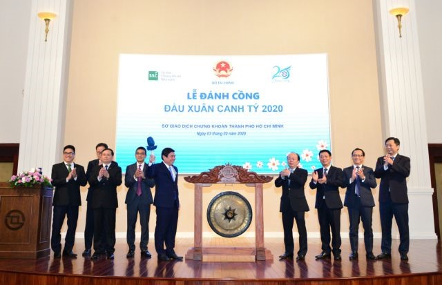 HCM City expects stock market to become 'barometer of economy
