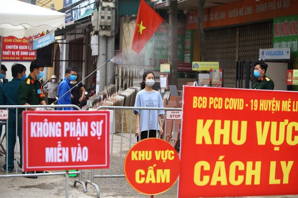Two more SARS-CoV-2 patients from Hạ Lôi Village confirmed