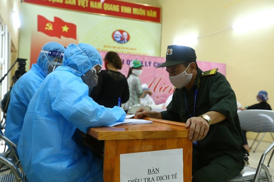VN has no new cases of coronavirus to report on Saturday evening