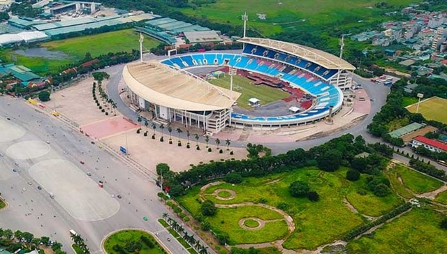 Mỹ Đình National Stadium to be repaired to host SEA Games 2021