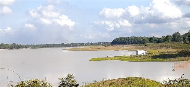 Bà Rịa – Vũng Tàu reservoirs face dead water levels