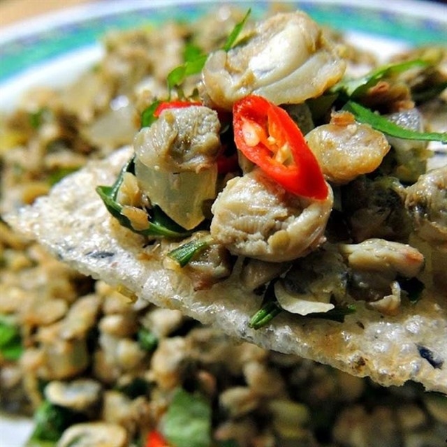 Dishes from clams a highlight in Việt Nams cuisine