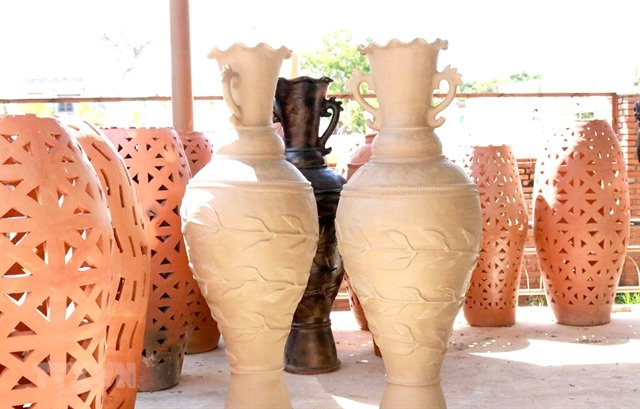 Ninh Thuận craft villages improve product quality to meet customer demand