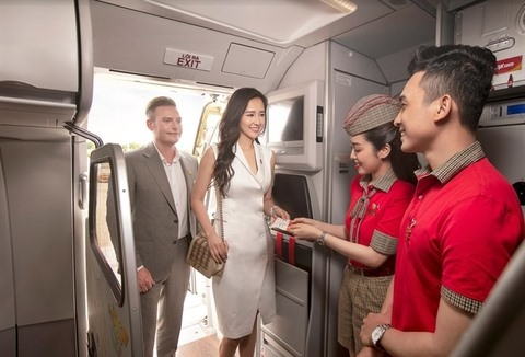 Vietjet launches new fares