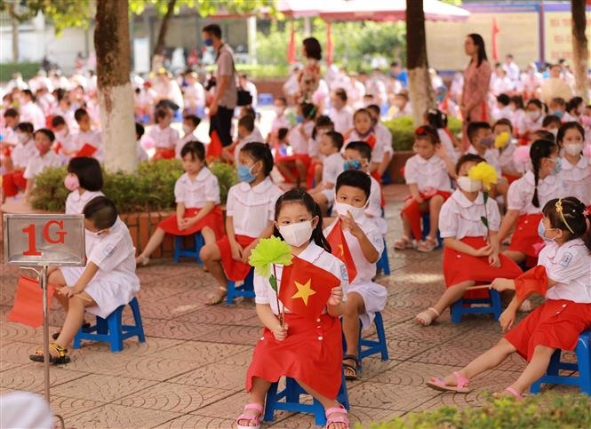 Nearly 23 million Vietnamese students enter new academic year