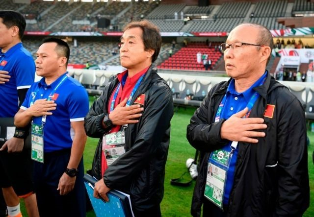 VFF to extend contract with coach Park Hang-seo