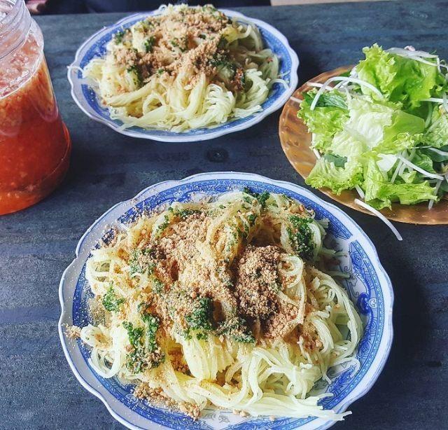 Bún dây a must-try dish in Bình Định