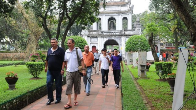 Temple of Literature project aims to connect young people with Vietnamese heritage