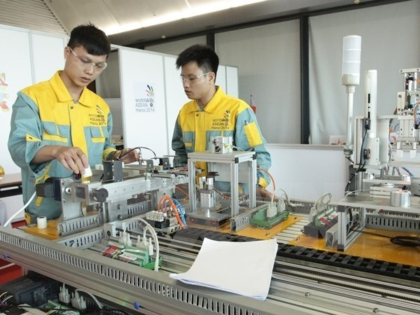 VN eyes top places at ASEAN Skills Competition