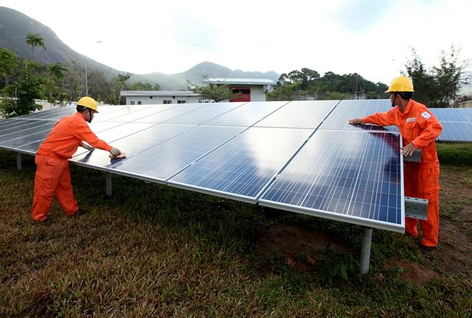 Solar energy policies needed