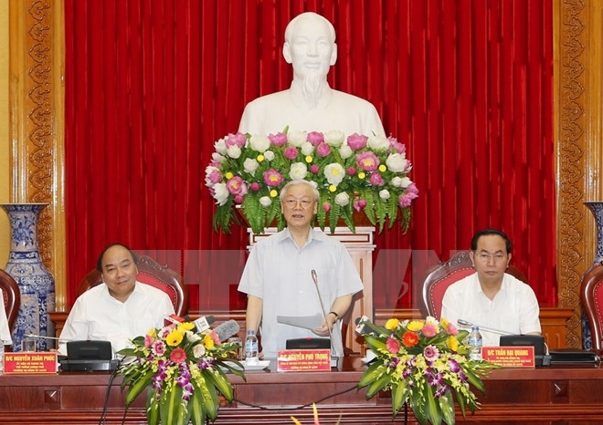 Politburo appoints Police Party Central Committee