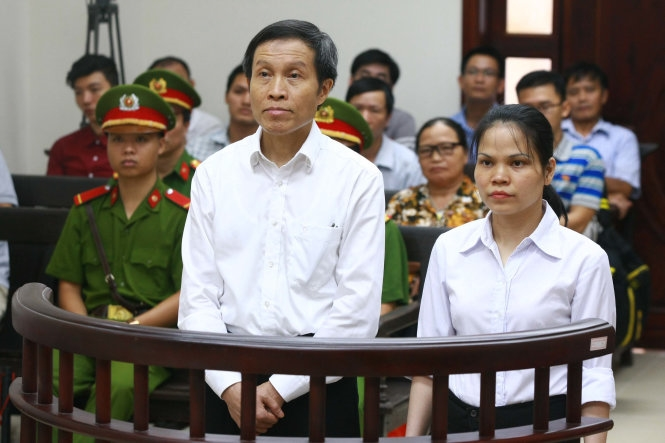 Bloggers jail term upheld