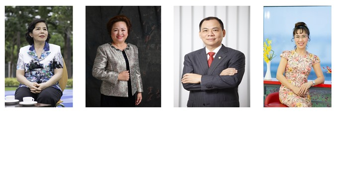 Việt Nams pioneering business leaders