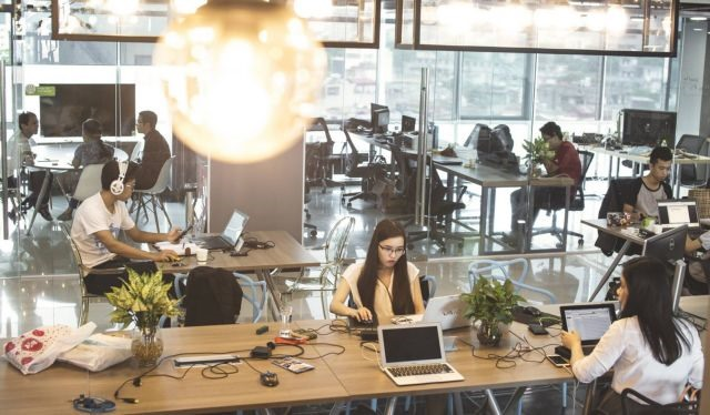 Co-working operators see Việt Nam a hot market