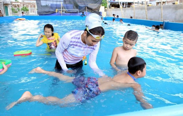 Việt Nam looks to tackle child drowning