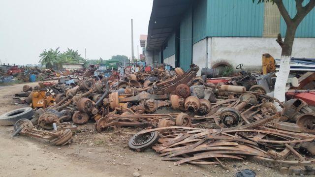 Recycling harms environment in Vĩnh Phúc