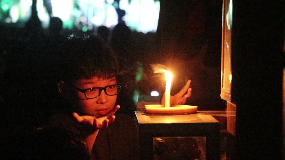 Hà Nội goes dark