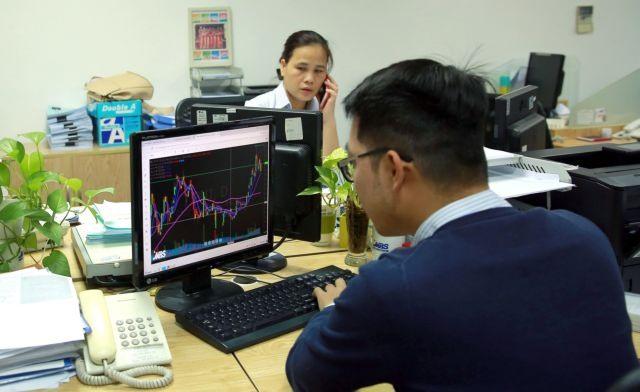 Stocks slump on profit taking