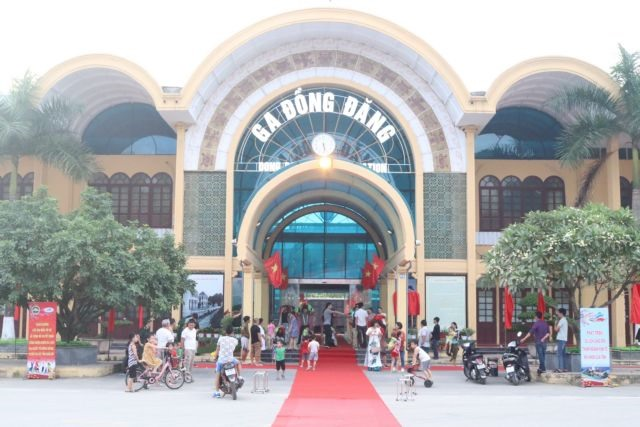 Đồng Đăng Intl Railway Station recognised as tourist site