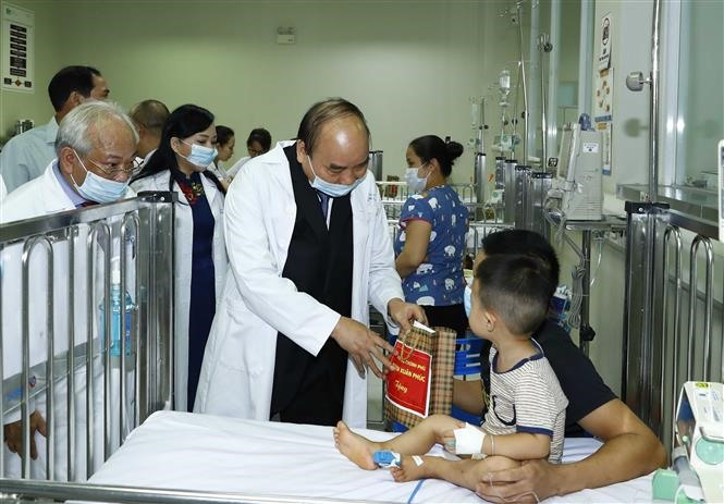 Central Pediatrics Hospital must be trusted: PM