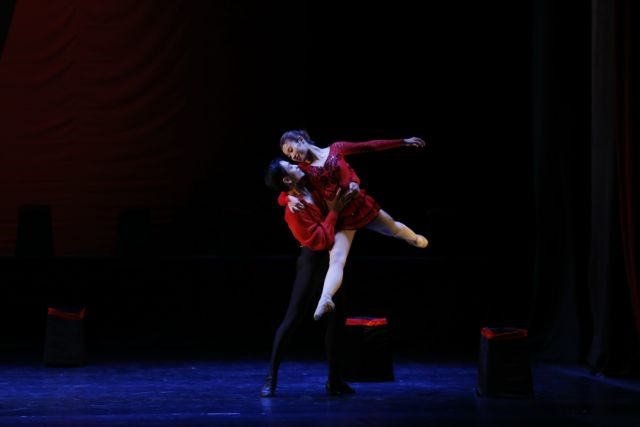 Contemporary dance classical ballet at Opera House this weekend
