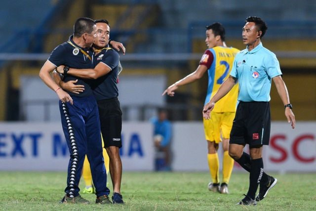 Hà Nội coach banned for Hoang Anh Gia Lai clash