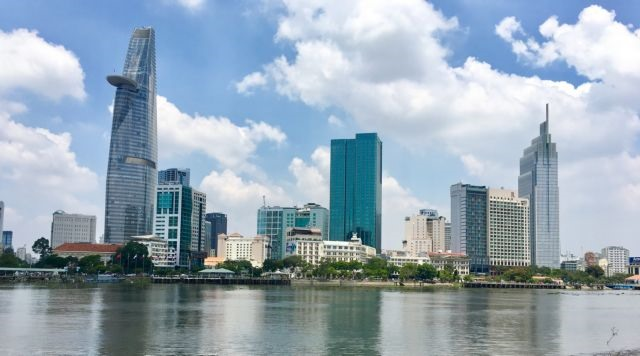 HCM Citysets scorching economic pace in first half