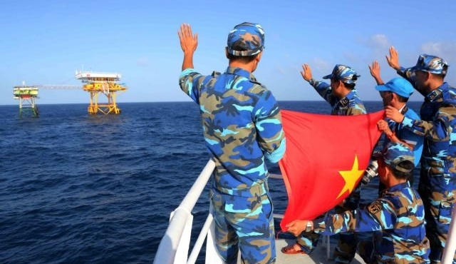 Việt Nam consistently exercises safeguards sovereignty by peaceful measures