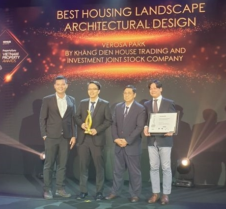 Viet Nams best developers honoured in awards programme