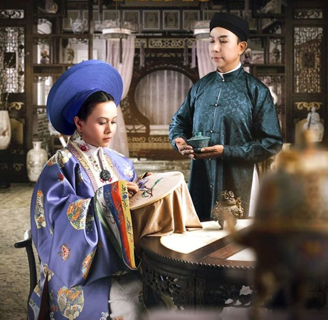 Experts revive traditional costumes on the screen