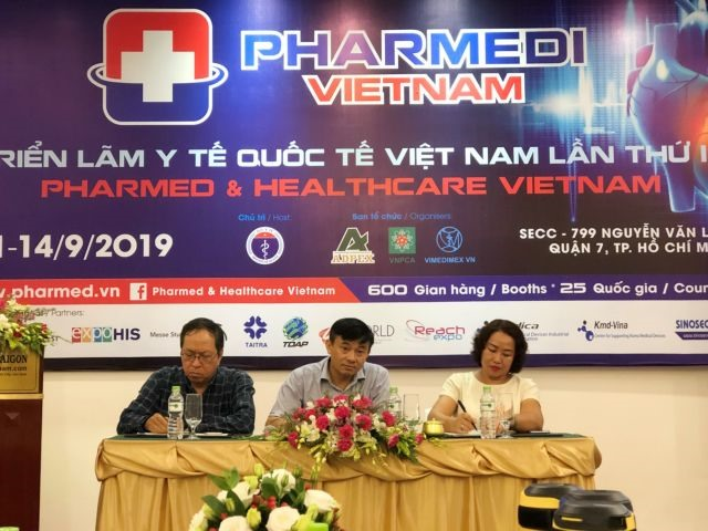 Pharma and healthcare exhibition to feature 600 booths