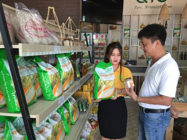 Valuableanti-diabetic compounds found in Quảng Trị organic white rice