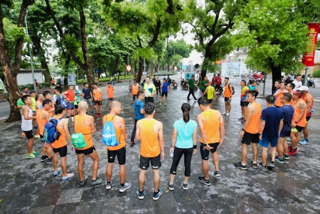 VPBank Hà Nội Marathon-Heritage race 2019 to kick off in October