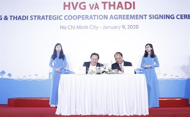 Thadi buys 35% in farm company Hùng Vương