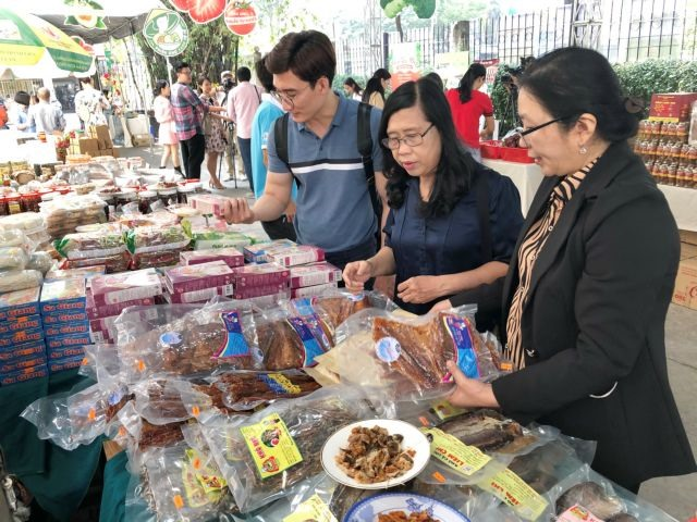 Tết specialities from all over the country available in HCM City