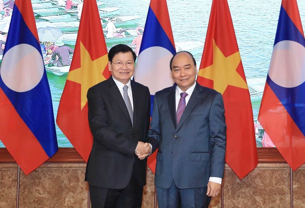 Vietnamese Lao PMs: inter-govt committee meeting a success