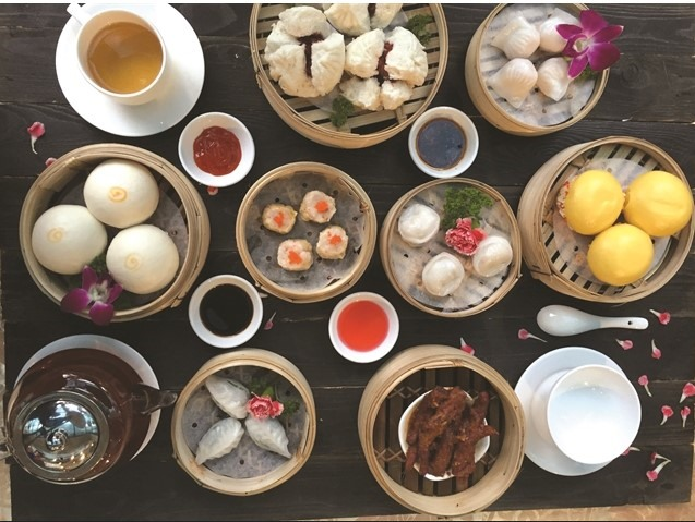 Dim sum that touches the heart