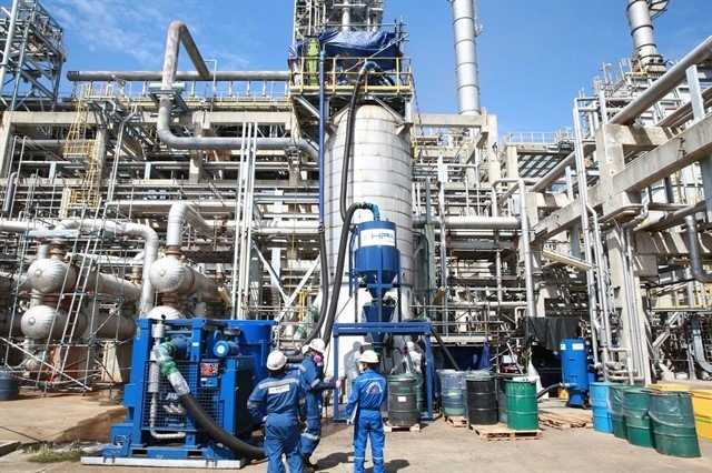 Bình Sơn Refining and Petrochemical JSC reports 7.4 million Q3 profits