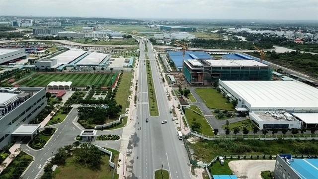 HCM City ready for innovative urban area in east