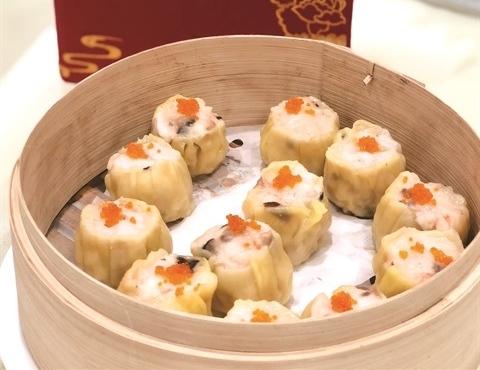 Ngân Đình offers the best of Cantonese gastronomy